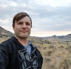 author Chris Hunter