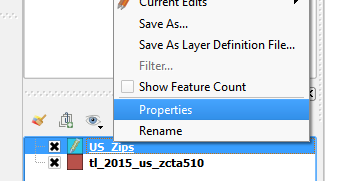 Right click file > Properties